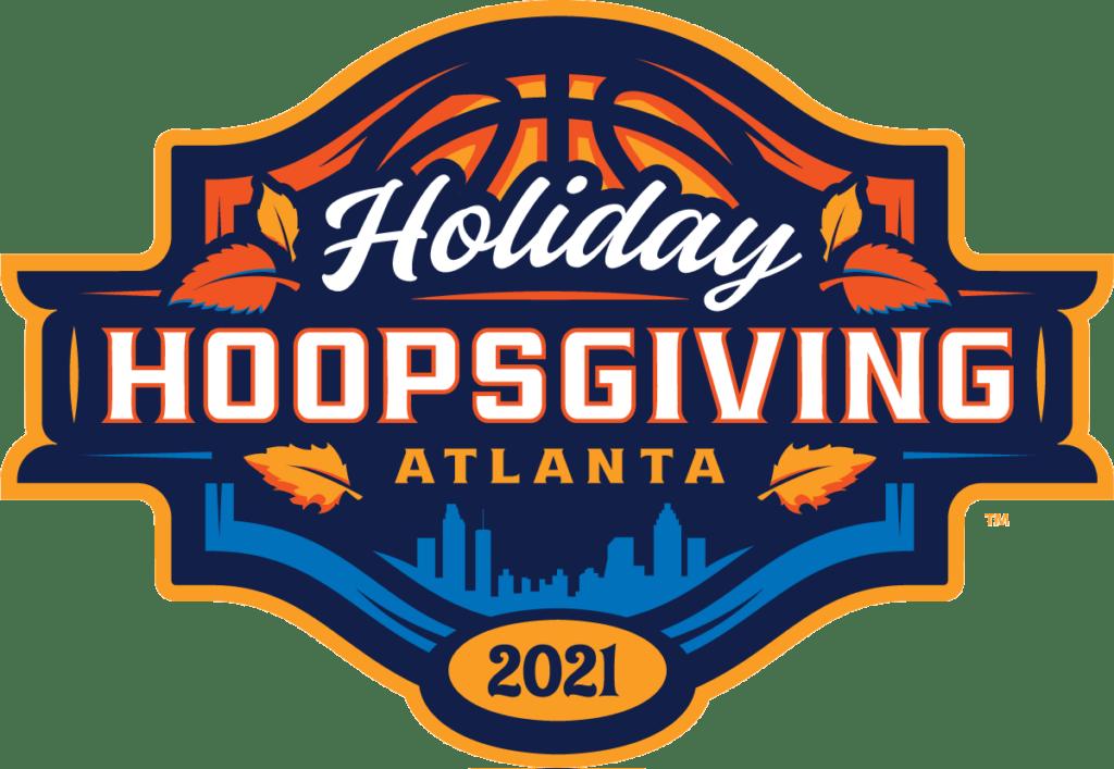 Holiday Hoopsgiving 2021 logo